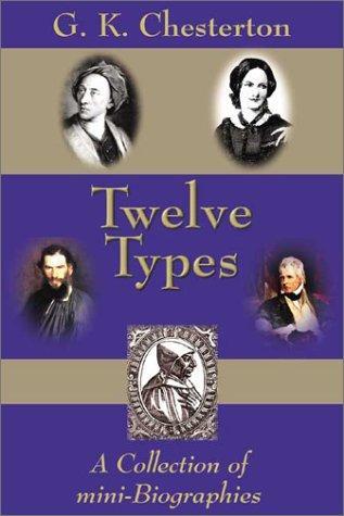 Download Twelve Types
