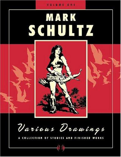 Download Mark Schultz: Various Drawings