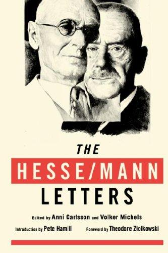Download The Hesse-mann Letters