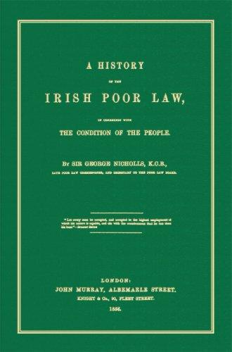 Download A history of the Irish poor law