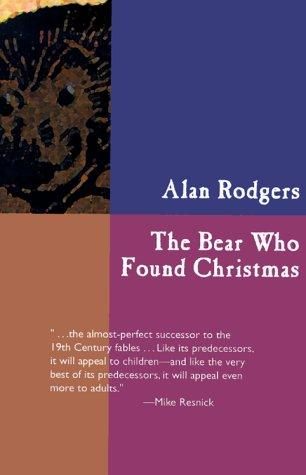 The Bear Who Found Christmas