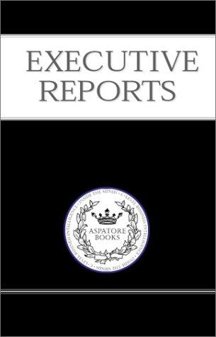 Download Executive Reports