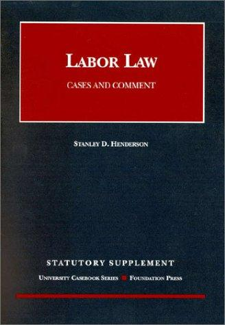Download Labor Law