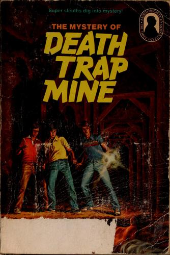 Alfred Hitchcock and the three investigators in The mystery of Death Trap Mine
