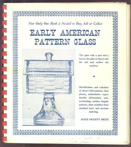 Download Early American pattern glass