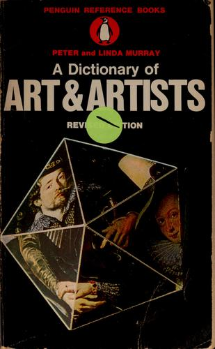 Download A dictionary of art and artists.
