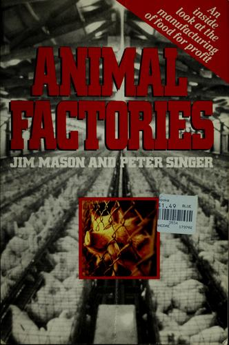 Download Animal factories