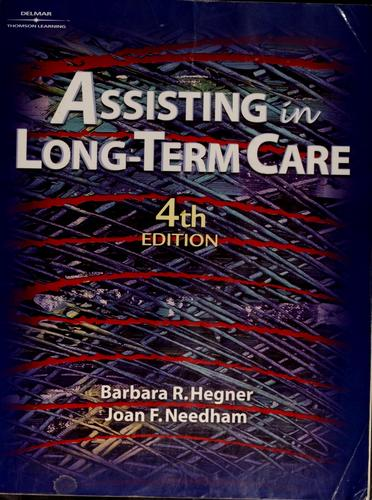 Download Assisting in long term care