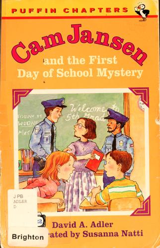 Download Cam Jansen and the first day of school mystery