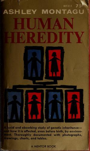 Human heredity.