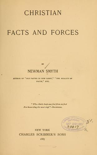 Download Christian facts and forces