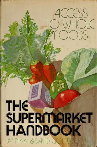 The Supermarket Handbook