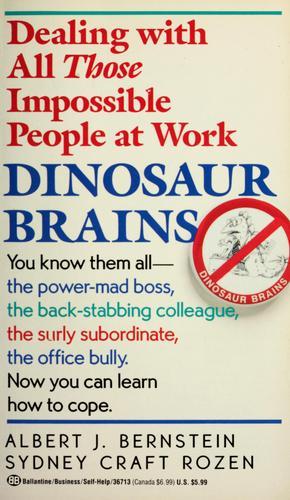 Dinosaur brains