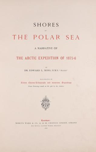 Download Shores of the Polar sea.