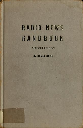 Download Radio news handbook.