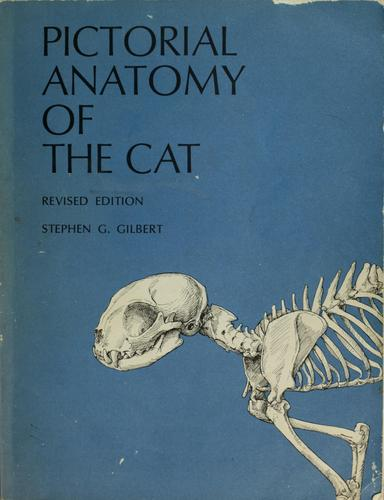 Download Pictorial anatomy of the cat