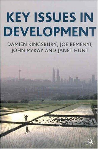Key Issues in Development by Damien Kingsbury