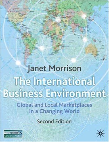 Download The international business environment