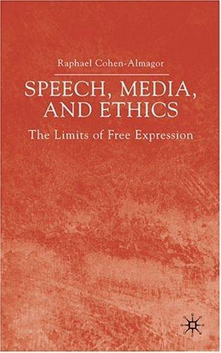 Download Speech, Media and Ethics