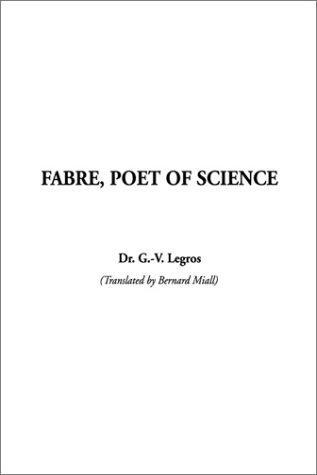 Download Fabre, Poet of Science
