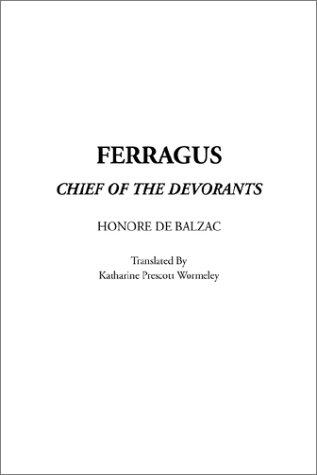 Download Ferragus, Chief of the Devorants