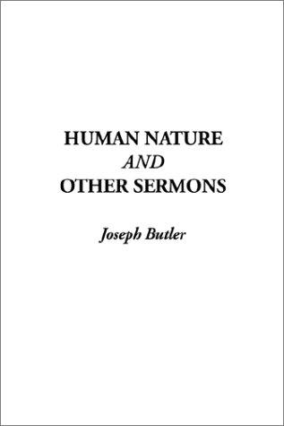 Download Human Nature and Other Sermons
