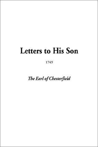 Download Letters to His Son, 1749