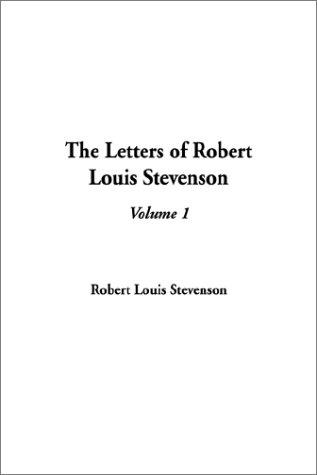 Download The Letters of Robert Louis Stevenson