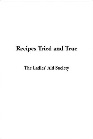 Download Recipes Tried and True