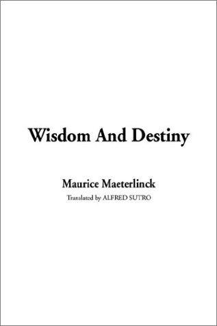 Download Wisdom and Destiny