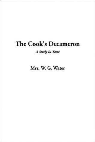 Download The Cook's Decameron
