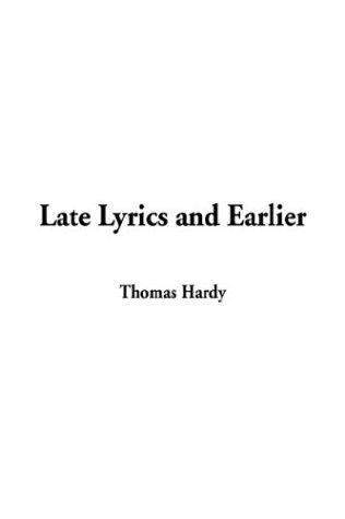 Download Late Lyrics and Earlier