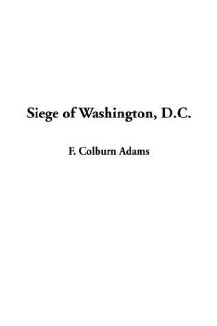 Siege of Washington, D.C