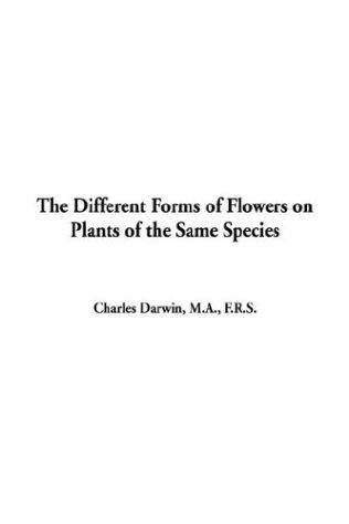 Download The Different Forms of Flowers on Plants of the Same Species