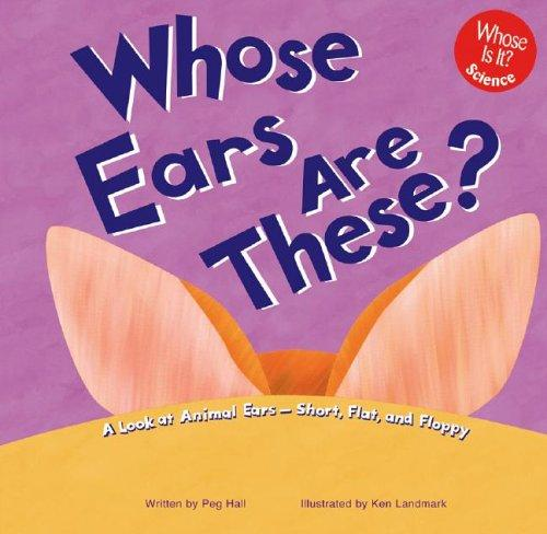 Download Whose Ears Are These?