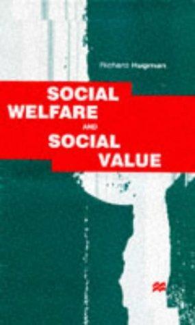 Download Social Welfare & Social Value