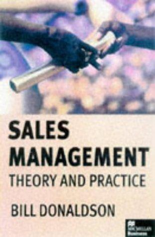 Download Sales Management