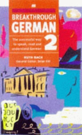 Breakthrough German 2 (Breakthrough Language)