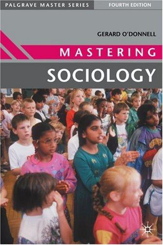 Download Mastering Sociology (Palgrave Master)