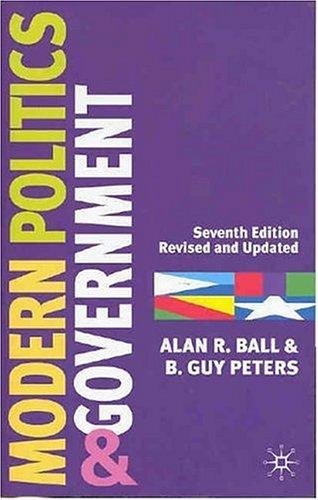 Download Modern politics and government
