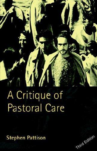 Download A Critique of Pastoral Care