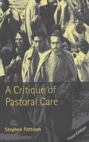 Critique of Pastoral Care