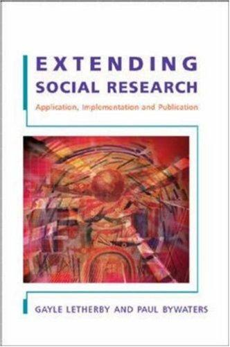 Download Extending Social Research