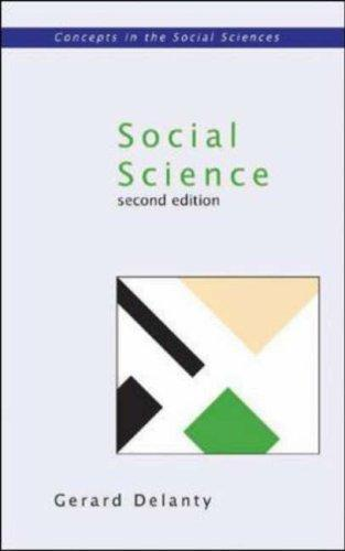 Download Social Science (Concepts in the Social Sciences)