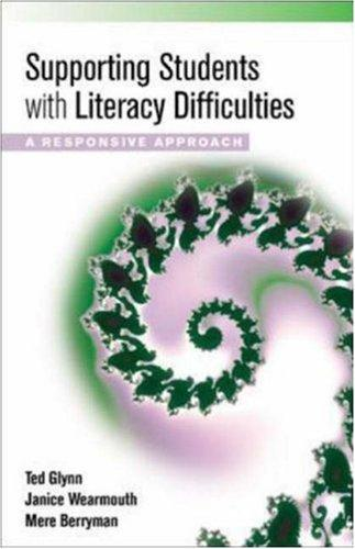 Download Supporting Students with Literacy Difficulties