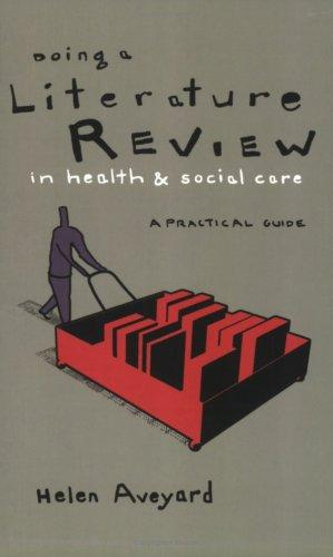 Download Doing a Literature Review in Health and Social Care
