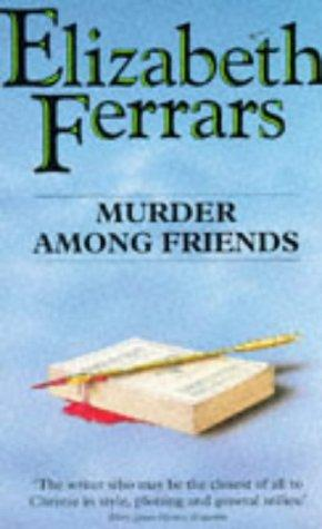 Murder Among Friends (Coronet Books)