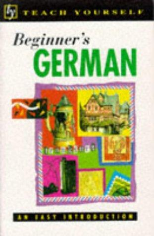 Download Beginner's German (Teach Yourself)