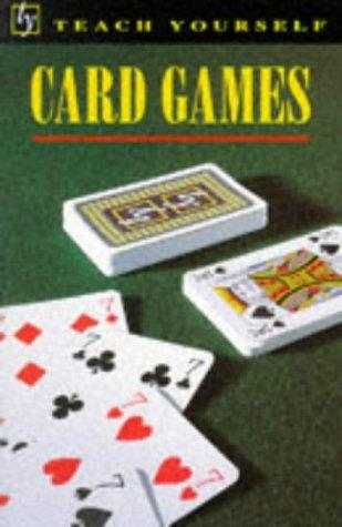 Download Card Games (Teach Yourself)