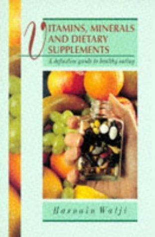 Download Vitamins, Minerals & Dietary Supplements